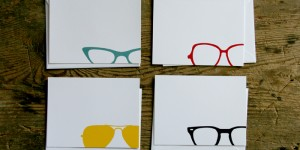 (Sold Out) Eye Wear Flat Cards
