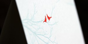 Red Birds Stationery