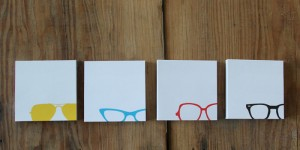 (Sold Out) Eye Wear Sticky Notes